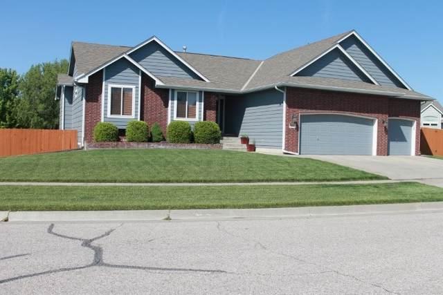 8501 W Candlewood, Wichita, KS 67205 (MLS #581621) :: On The Move