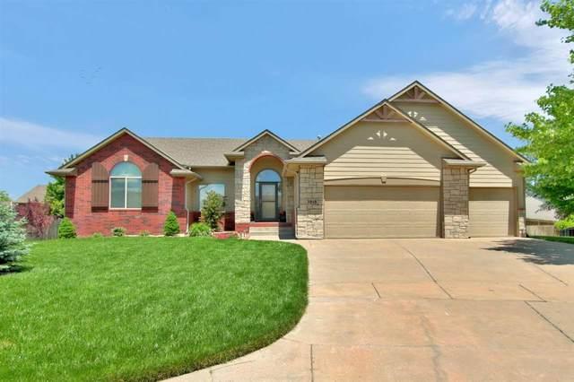 3818 N Lake Ridge Ct, Wichita, KS 67205 (MLS #581623) :: On The Move