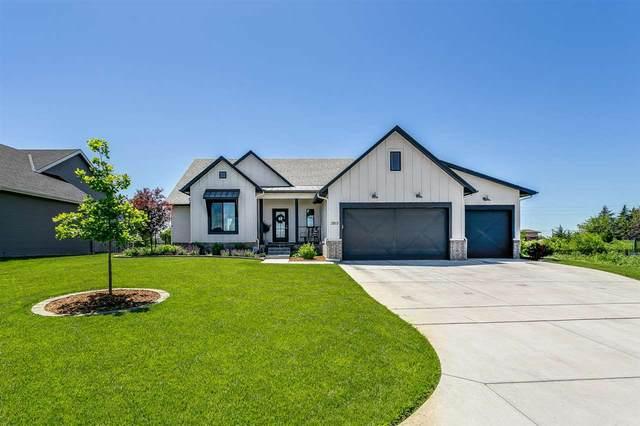 3815 N Estancia Ct, Wichita, KS 67205 (MLS #581628) :: On The Move