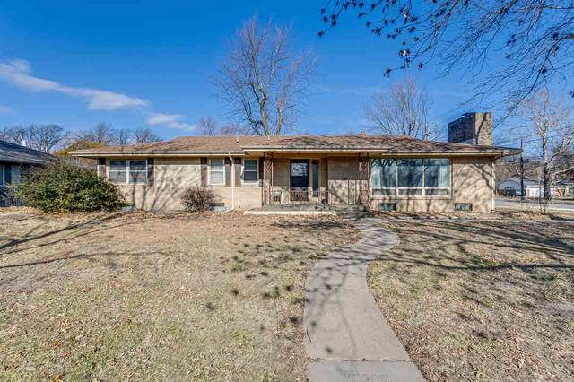 6320 E Marjorie St, Wichita, KS 67206 (MLS #581631) :: Lange Real Estate