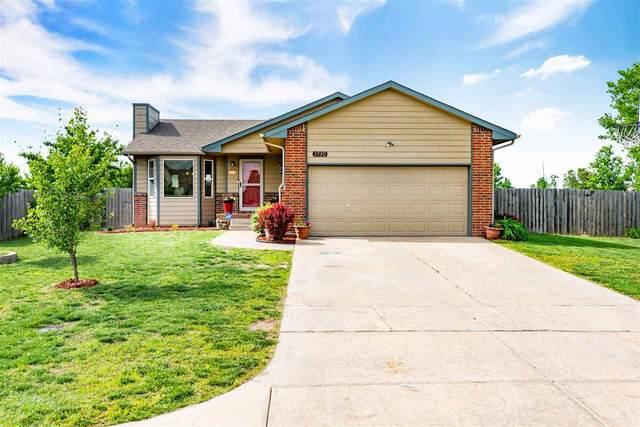 1730 W Saddle Brooke St, Haysville, KS 67060 (MLS #581634) :: Lange Real Estate