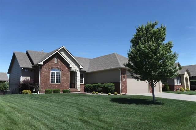 3211 N Covington St, Wichita, KS 67205 (MLS #581636) :: Keller Williams Hometown Partners
