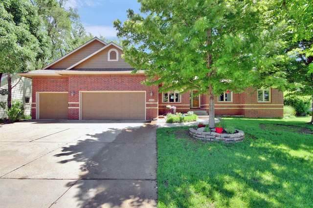 3010 N Topaz Cir, Wichita, KS 67205 (MLS #581640) :: On The Move