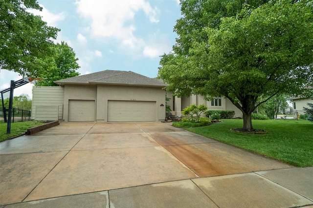 3105 N Ridge Port St, Wichita, KS 67205 (MLS #581645) :: Keller Williams Hometown Partners