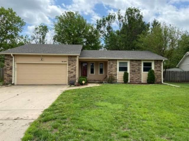 9109 W 18th St N, Wichita, KS 67212 (MLS #581647) :: Keller Williams Hometown Partners