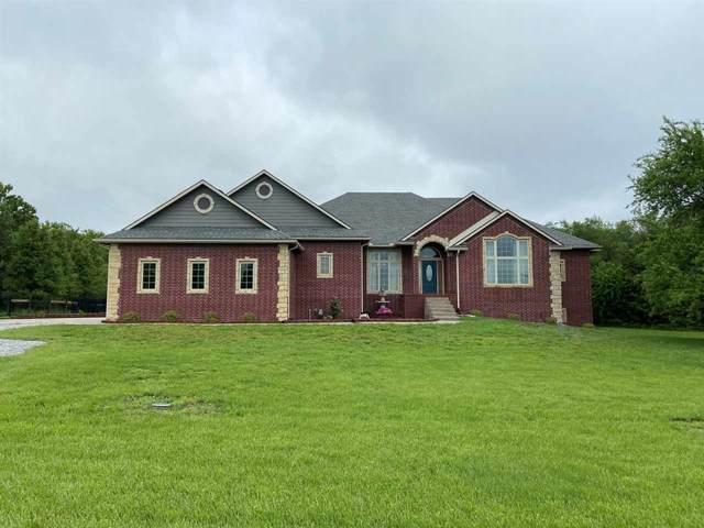 15714 E Hidden Estates St, Wichita, KS 67232 (MLS #581651) :: On The Move