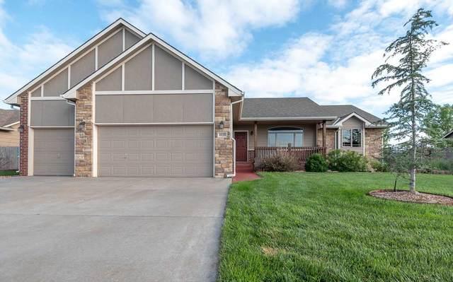 1125 E Thorn Apple, Derby, KS 67037 (MLS #581665) :: Lange Real Estate