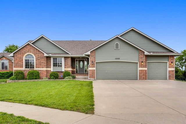 12503 E Zimmerly St, Wichita, KS 67207 (MLS #581675) :: Lange Real Estate