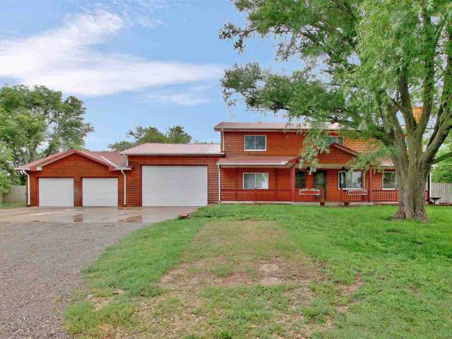 15418 W 79TH ST S, Clearwater, KS 67026 (MLS #581677) :: Lange Real Estate