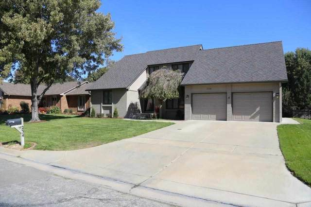 234 N Woodchuck St, Wichita, KS 67212 (MLS #581688) :: Pinnacle Realty Group