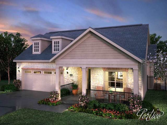 6521 W Collina St Portico Model, Wichita, KS 67205 (MLS #581691) :: Keller Williams Hometown Partners