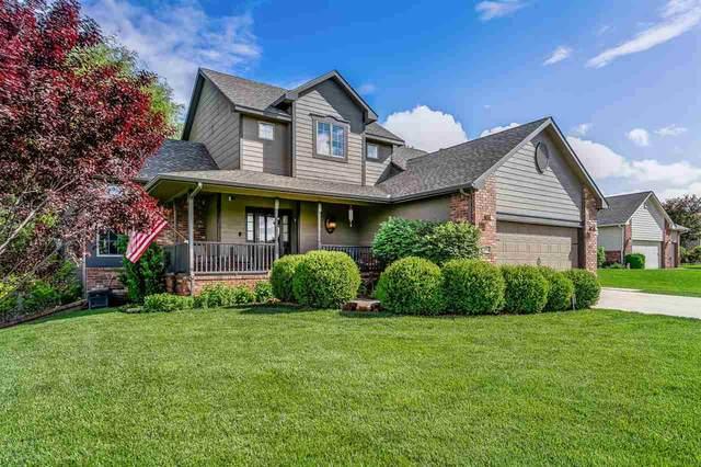 235 Tiffany St, Rose Hill, KS 67133 (MLS #581693) :: Lange Real Estate