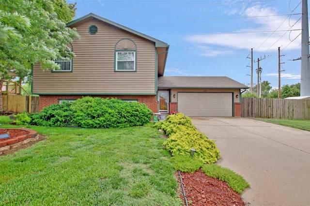 8407 W 2nd Street, Wichita, KS 67212 (MLS #581695) :: Lange Real Estate