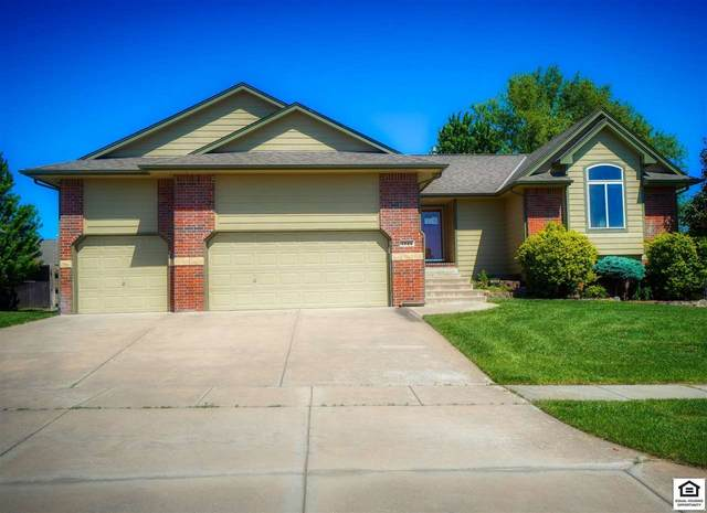 1326 S Summit Rd, Derby, KS 67037 (MLS #581702) :: Lange Real Estate