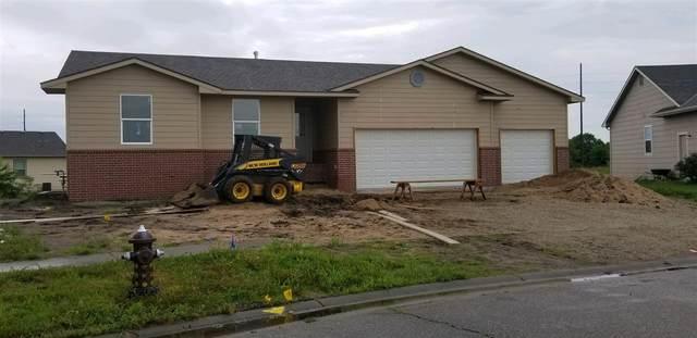 744 N Wakefield, Valley Center, KS 67147 (MLS #581724) :: Kirk Short's Wichita Home Team