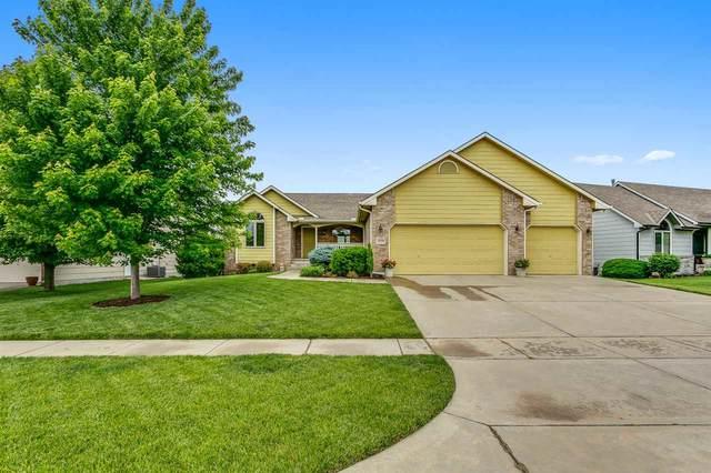 4717 N Spyglass St, Wichita, KS 67226 (MLS #581728) :: Kirk Short's Wichita Home Team