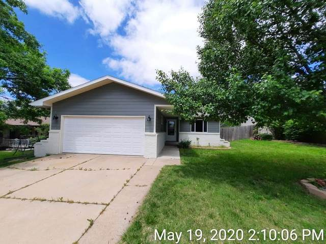 1830 E Ravena, Park City, KS 67219 (MLS #581730) :: Graham Realtors