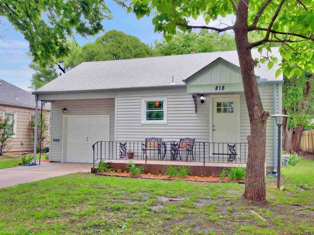 818 S Poplar St., Wichita, KS 67211 (MLS #581731) :: Lange Real Estate