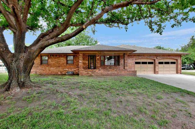 147 N Tracy St, Wichita, KS 67212 (MLS #581733) :: Kirk Short's Wichita Home Team