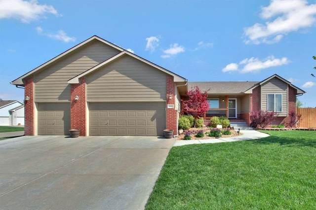 852 E Winding Lane St, Derby, KS 67037 (MLS #581741) :: Lange Real Estate