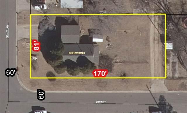 310 N Broadview St, El Dorado, KS 67042 (MLS #581742) :: Lange Real Estate