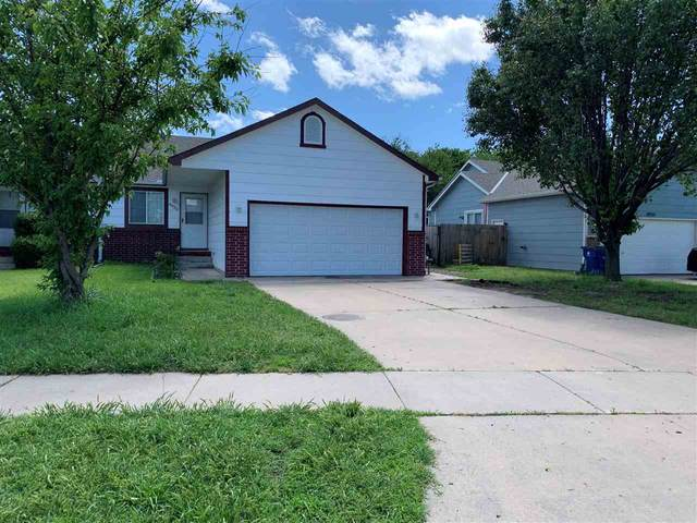 8933 W Meadow Park, Wichita, KS 67205 (MLS #581747) :: On The Move
