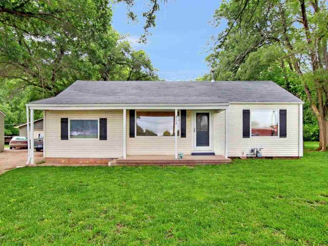 312 W Kelly, Augusta, KS 67010 (MLS #581749) :: Lange Real Estate