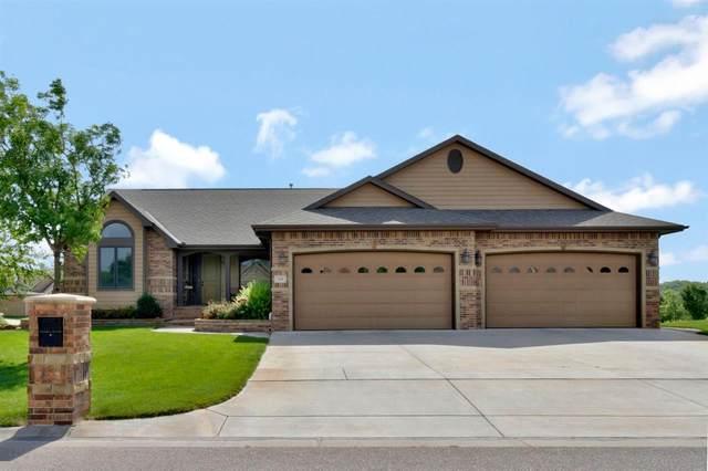 128 E Timber Creek Ct, Haysville, KS 67060 (MLS #581754) :: Lange Real Estate