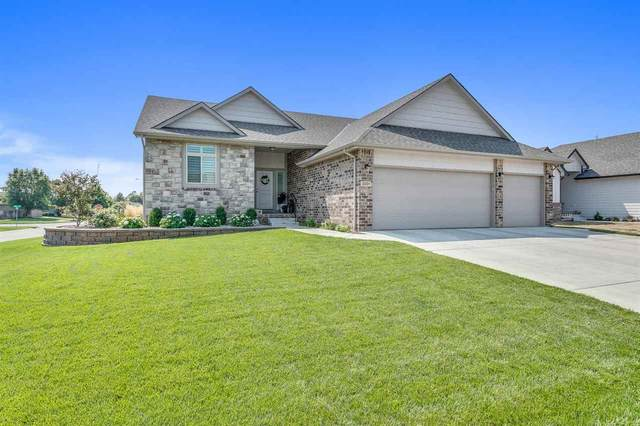 3001 N Cortina, Wichita, KS 67205 (MLS #581772) :: On The Move