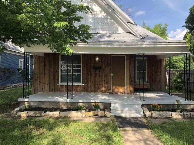 1228 S Emporia Ave, Wichita, KS 67211 (MLS #581777) :: Graham Realtors