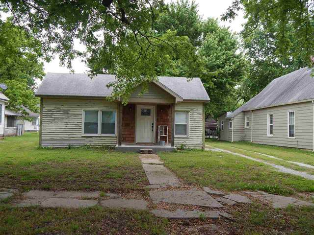 1610 Millington St, Winfield, KS 67156 (MLS #581779) :: Preister and Partners | Keller Williams Hometown Partners