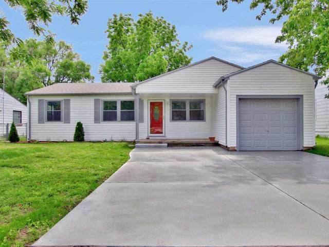 1127 E 61st St N, Park City, KS 67219 (MLS #581794) :: Lange Real Estate