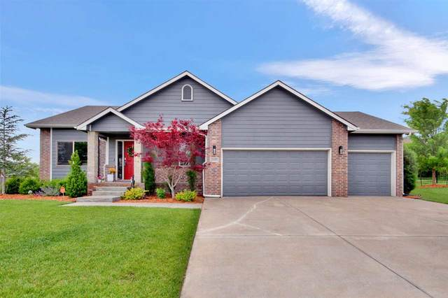 2603 N Woodridge Ct, Wichita, KS 67226 (MLS #581797) :: Pinnacle Realty Group