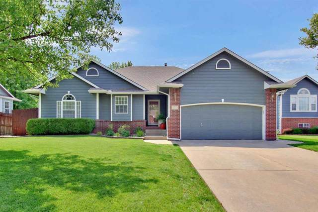 9533 W Ryan Ct, Wichita, KS 67205 (MLS #581803) :: On The Move