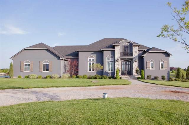 24223 W Hedgecreek Cir, Andale, KS 67001 (MLS #581805) :: Graham Realtors