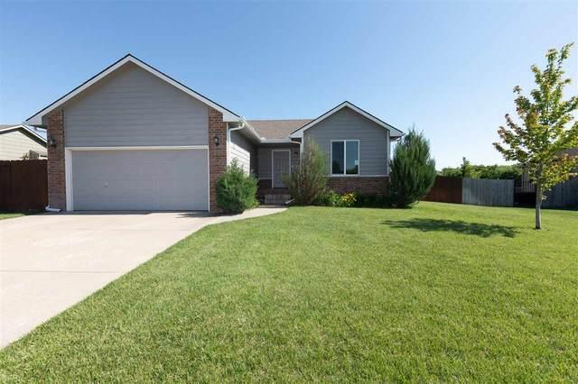 807 E Winding Lane St, Derby, KS 67037 (MLS #581824) :: Lange Real Estate