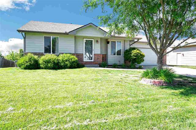 754 S Eastridge, Valley Center, KS 67147 (MLS #581834) :: Kirk Short's Wichita Home Team