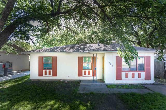 1727 S Richmond Ave, Wichita, KS 67213 (MLS #581846) :: Lange Real Estate