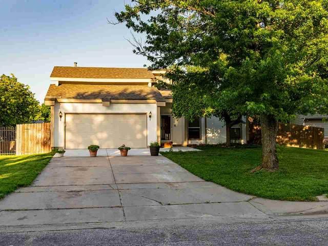 8643 E Cherry Creek Ct, Wichita, KS 67207 (MLS #581847) :: Lange Real Estate
