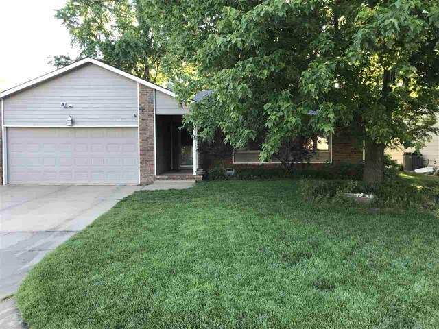 709 N Covington St, Wichita, KS 67212 (MLS #581849) :: Lange Real Estate