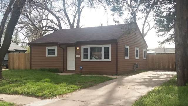 3307 S Millwood Ave, Wichita, KS 67217 (MLS #581851) :: Lange Real Estate