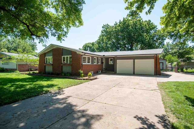 971 N Murray St, Wichita, KS 67212 (MLS #581860) :: Lange Real Estate