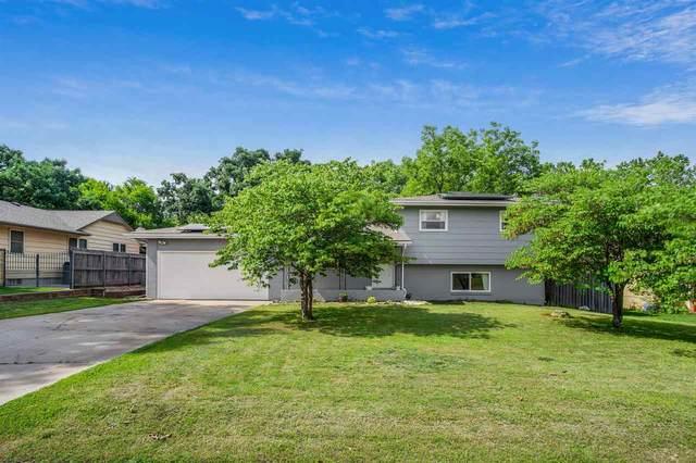830 E James St, Derby, KS 67037 (MLS #581861) :: Lange Real Estate
