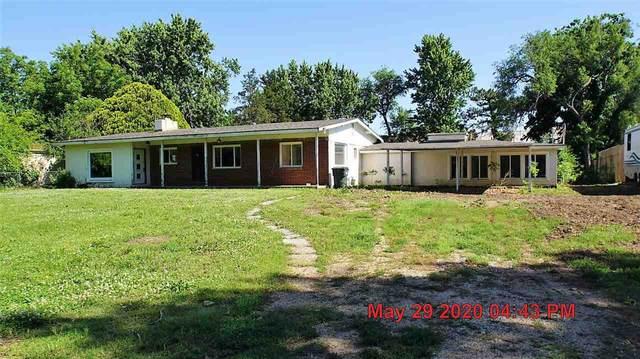 3501 E Craig, Wichita, KS 67216 (MLS #581862) :: Lange Real Estate