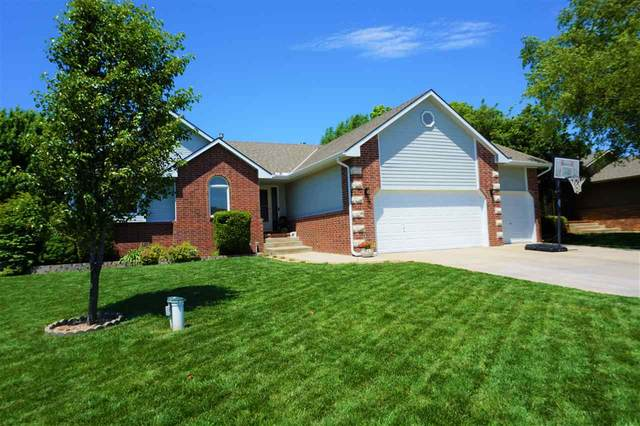 2613 N Landon St, Wichita, KS 67205 (MLS #581866) :: On The Move