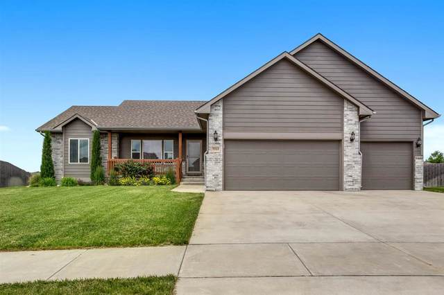 3213 N Emerson St, Derby, KS 67037 (MLS #581867) :: Graham Realtors
