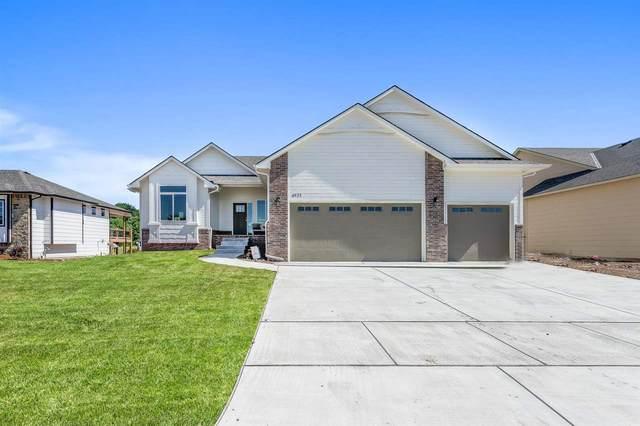4925 N Peregrine, Wichita, KS 67219 (MLS #581869) :: Pinnacle Realty Group