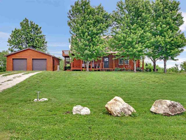 10292 SW Diamond Rd, Augusta, KS 67010 (MLS #581872) :: Lange Real Estate