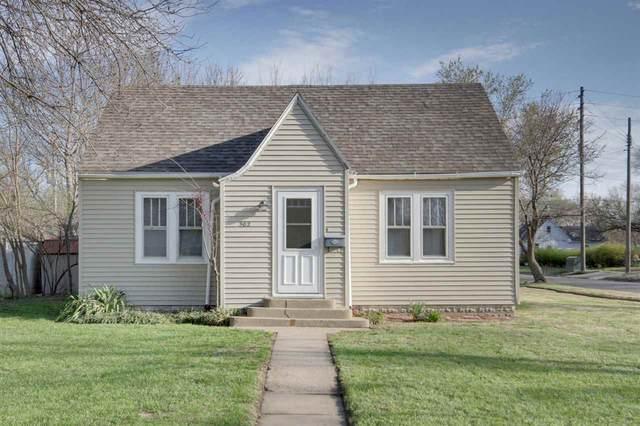 302 SW 3rd St, Newton, KS 67114 (MLS #581873) :: Lange Real Estate