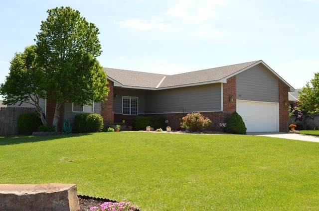 1301 N Aksarben Ct, Wichita, KS 67235 (MLS #581876) :: On The Move